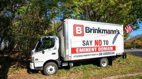 The Brinkmann family said it plans to build
