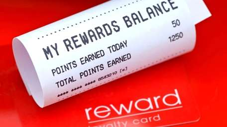 Think about maximizing credit card rewards for supermarket