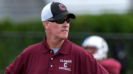 Clarke football coach Tim O'Malley avoided suspension after