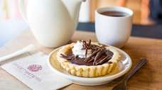 Sweetwaters Coffee & Tea has opened in Smithtown.