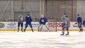 The Islanders on Monday talked about Tuesday'sgame against