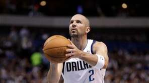 Jason Kidd, a 10-time All-Star point guard, has