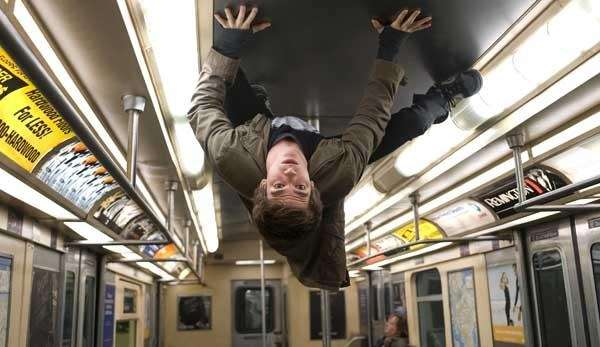 Andrew Garfield in quot;The Amazing Spider-Man.quot;