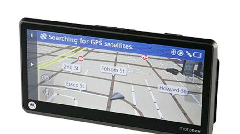 Garmins, Tom Toms and other GPS devices are