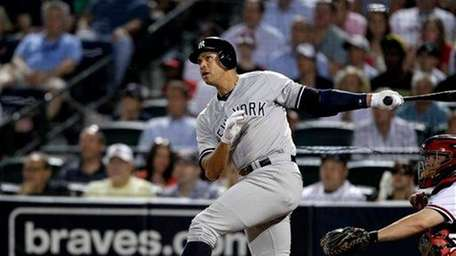 ALEX RODRIGUEZ TIES LOU GEHRIG FOR MOST GRAND