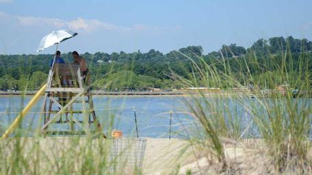 Harry Tappen Beach. (July 6, 2012)