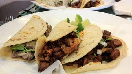 You can't go wrong with tacos at Little