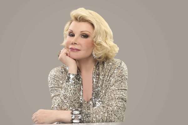 "Joan Rivers guest-stars on ""Drop Dead Diva."""