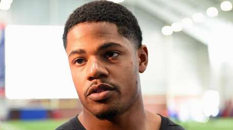 Sterling Shepard still is having concussion symptoms and