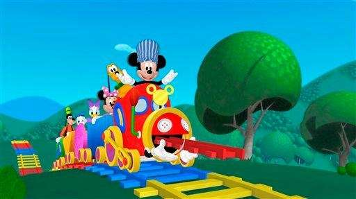 In this publicity image released by the Disney
