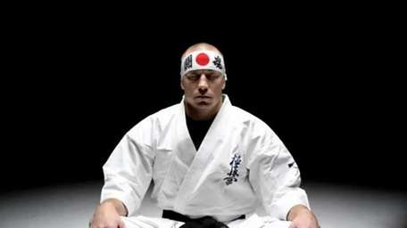 UFC welterweight champion Georges St-Pierre helped create authentic