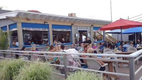 A new rooftop lounge at Lighthouse on the