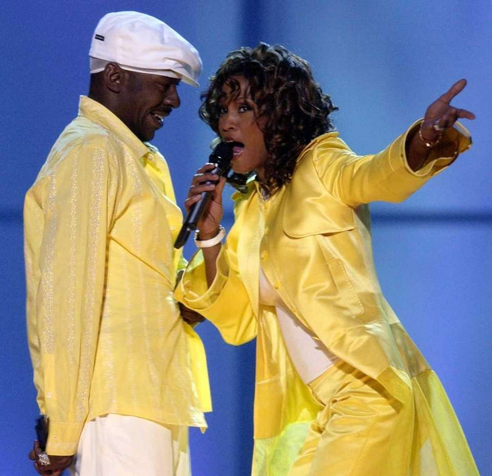 Whitney Houston and Bobby Brown Years after their