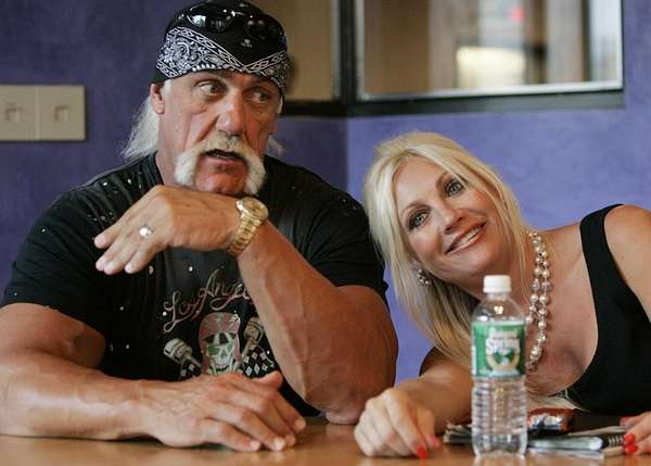 Hulk and Linda Hogan The 24-year marriage between