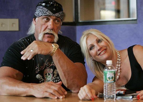The 24-year marriage between Hulk and Linda Hogan