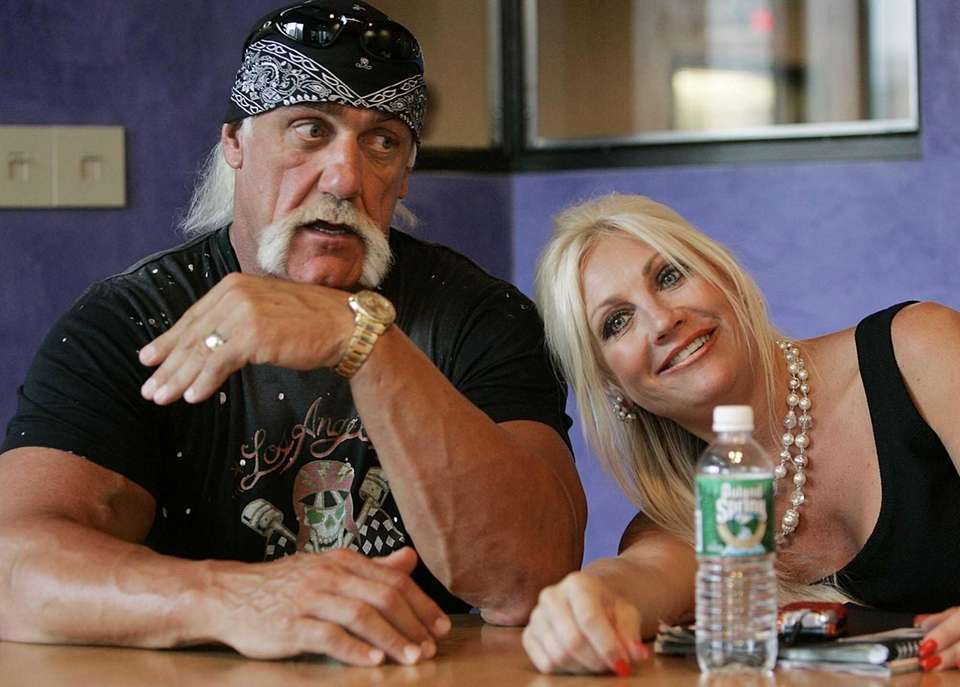 The 24-year marriage between Hulk and Linda Hogan
