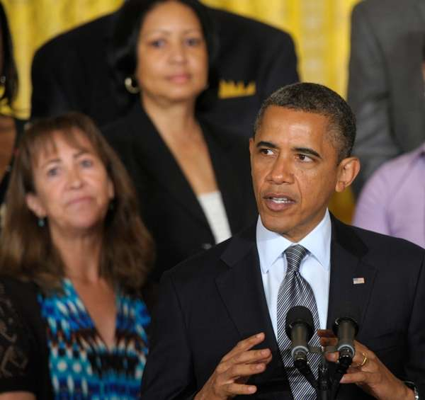 President Barack Obama calls on Congress to pass