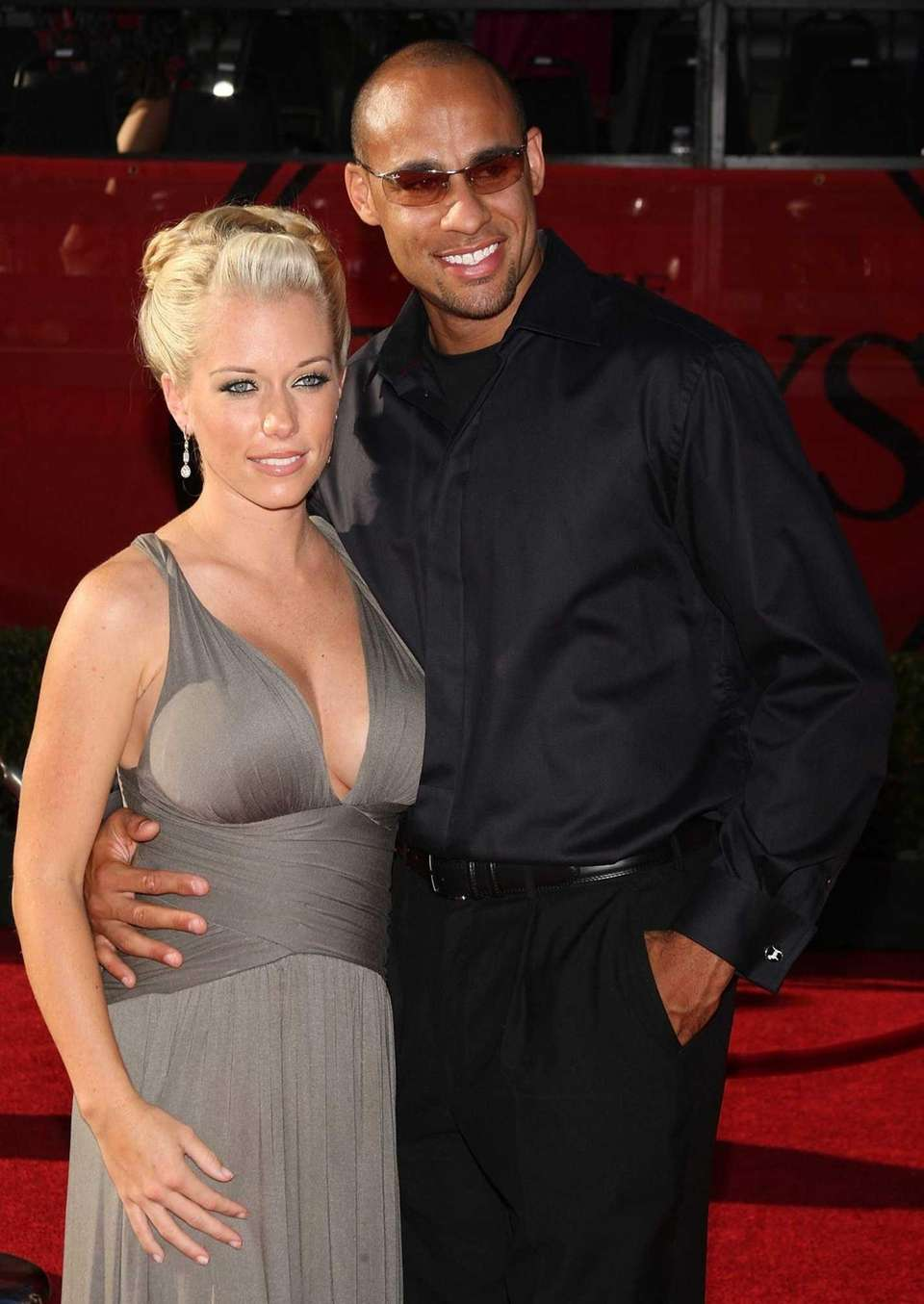Kendra Wilkinson and Hank Baskett Kendra Wilkinson moved