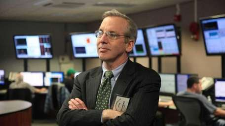 The New York Fed president Willliam Dudley has