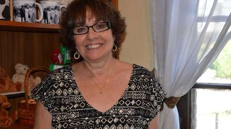Sara Reres, 63, of Sea Cliff, is the
