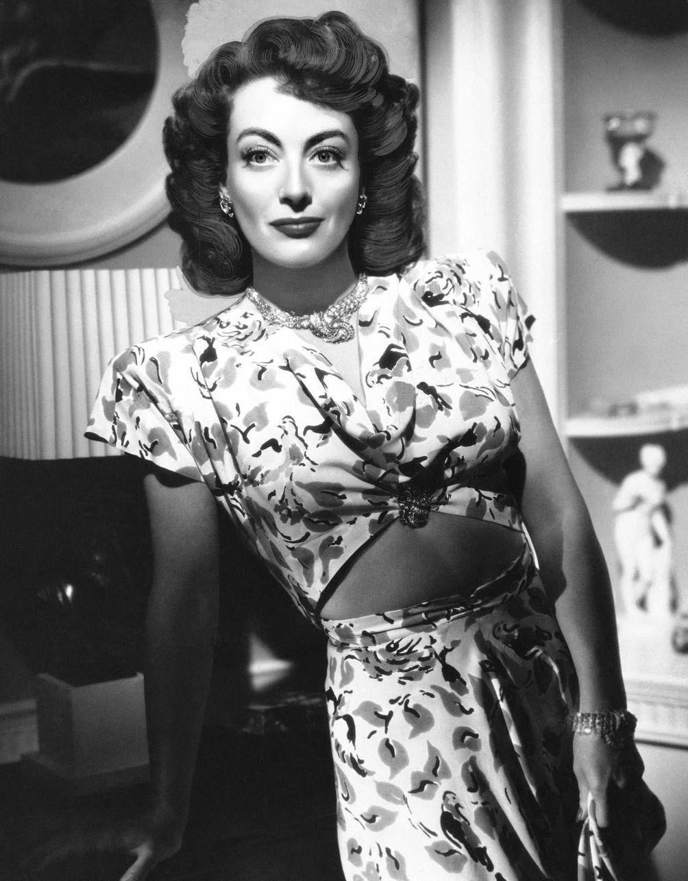 1945 - Joan Crawford - Mildred Pierce Joan