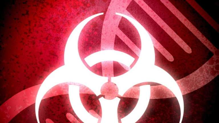 The app store icon for Plague Inc., a