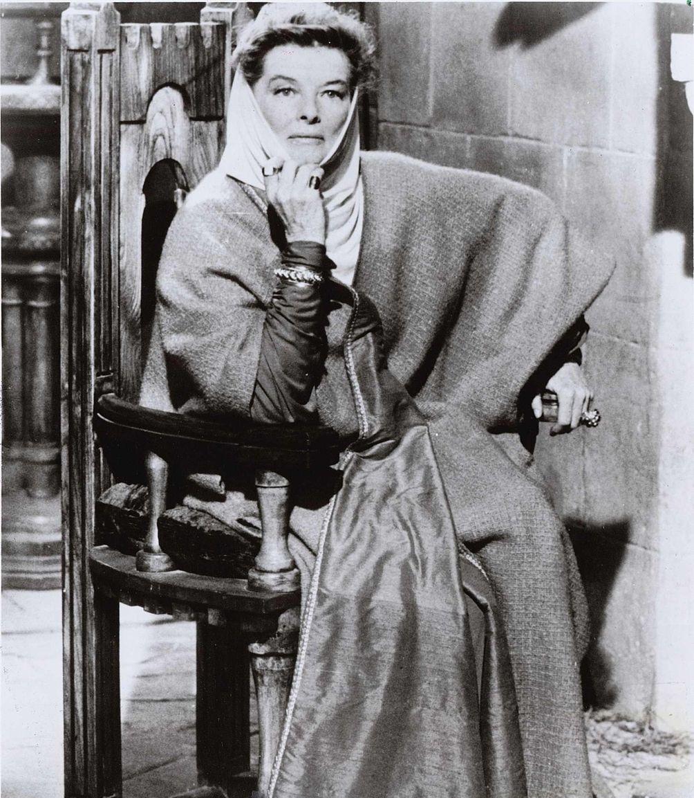 1968 - Katharine Hepburn - The Lion in