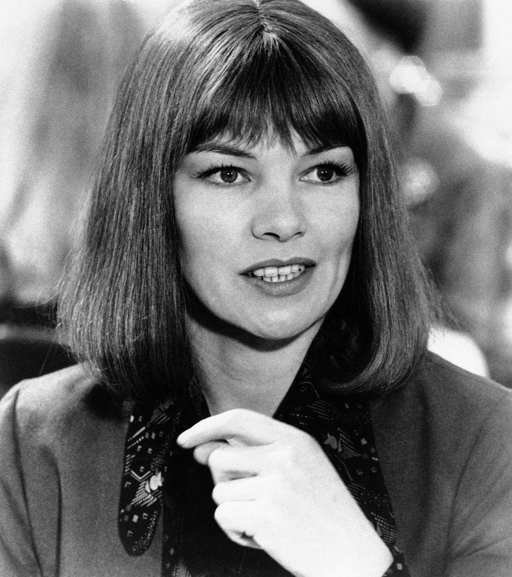 Glenda Jackson, in a scene from the 1973