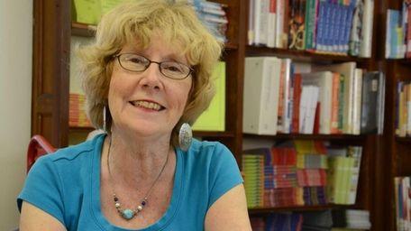 Ann DiPietro, director of the Stenson Memorial Library,