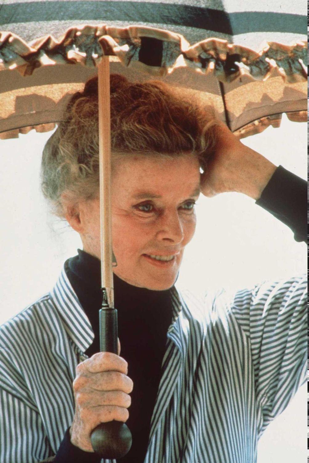 1981 - Katharine Hepburn - On Golden Pond