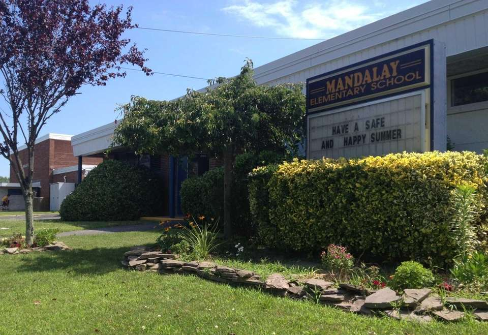 Mandalay Elementary School, at 2667 Bayview Ave. in