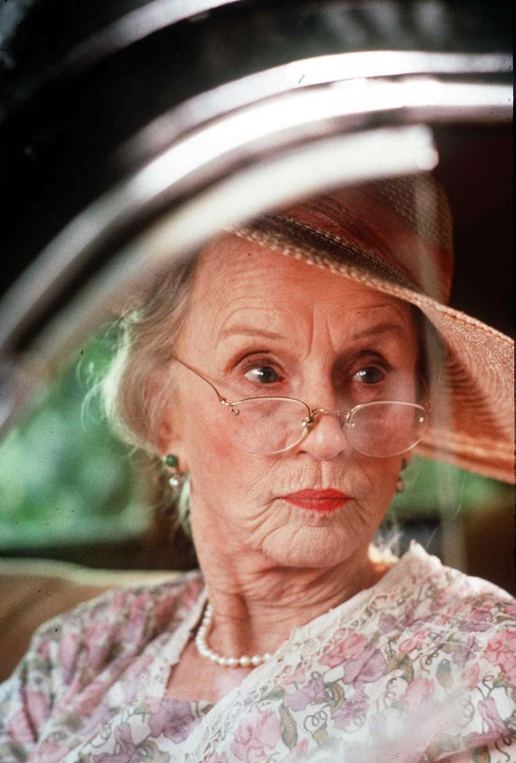 Jessica Tandy, in a scene from the 1989
