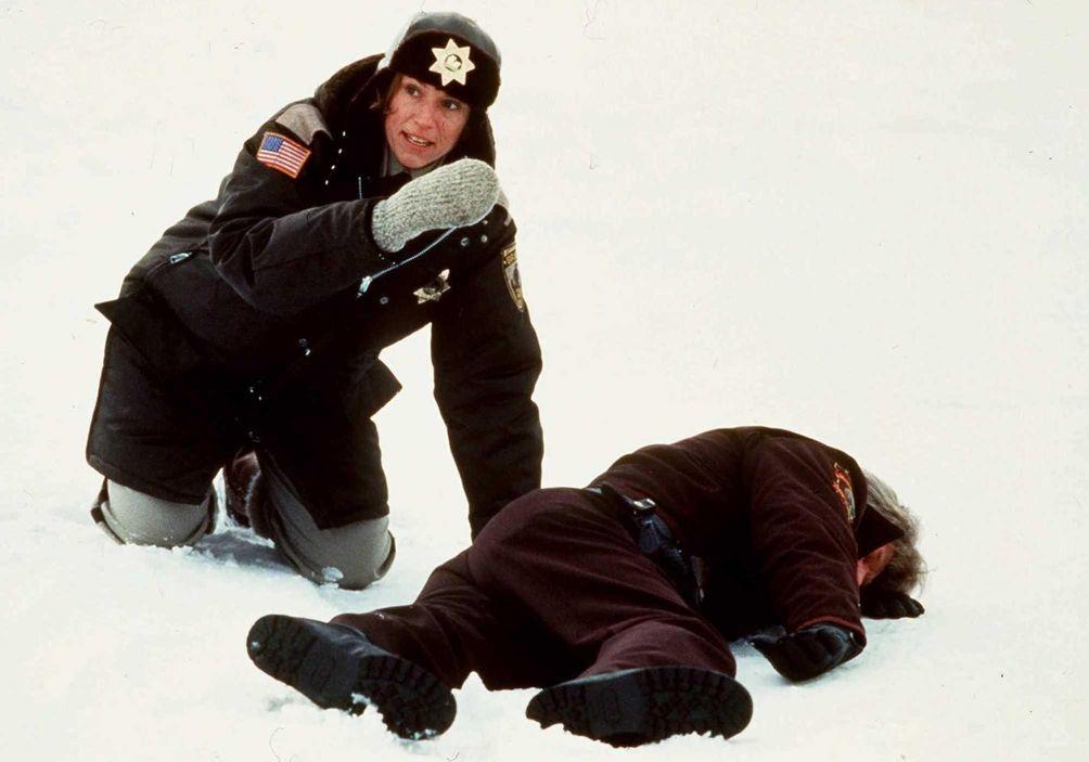 1996 - Frances McDormand - Fargo Frances McDormand