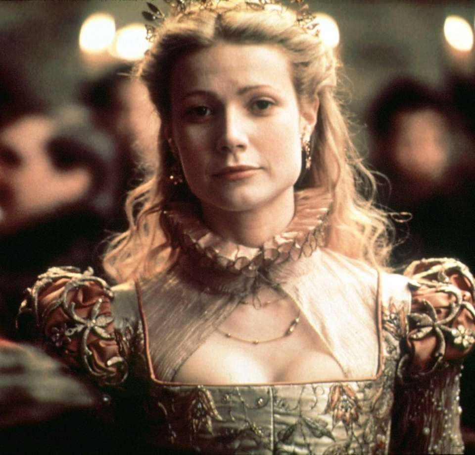 Gwyneth Paltrow, in a scene from the 1998