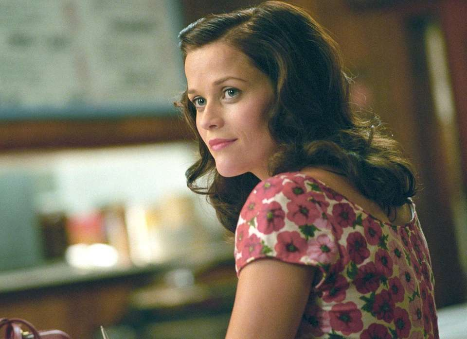 Reese Witherspoon, in a scene from the 2005