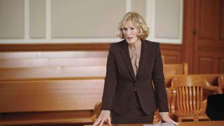 Glenn Close, as Patty Hewes, on the fifth
