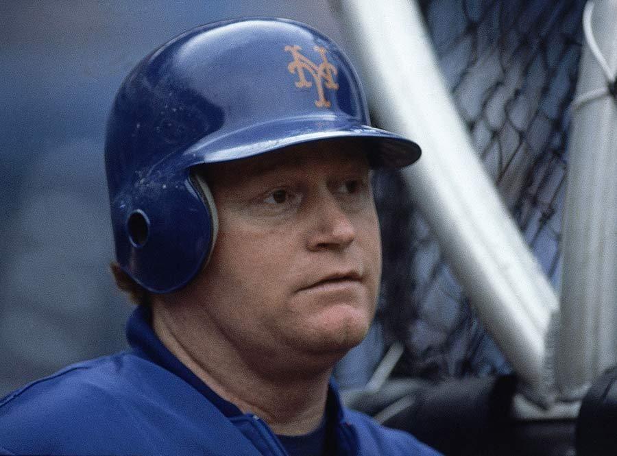 Starred in the 1973 postseason, hitting three homers
