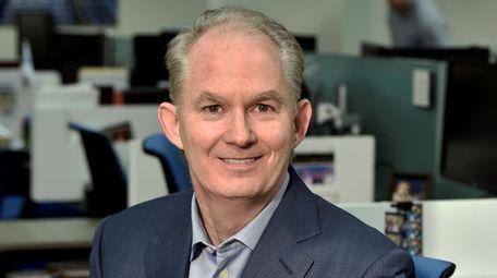 Broadridge Financial Solutions CEO Timothy Gokey said revenue