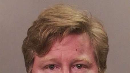 Chris Meier, 49, of Sayville, was charged with
