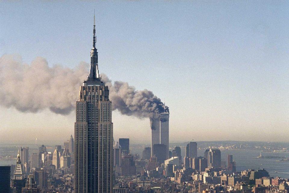1. The Sept. 11, 2001 terrorist attacks is