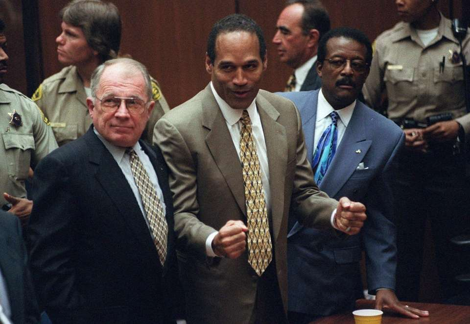 4. Viewers ranked the 1995 O.J. Simpson murder