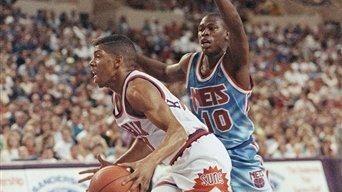 Nov. 3, 1992 Hawks trade Rumeal Robinson to