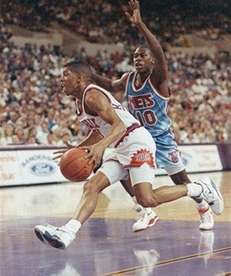 Nov. 3, 1992 Hawks trade Rumeal Robinson to