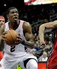 July 11, 2012 Hawks trade Joe Johnson to