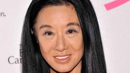 Designer Vera Wang attends The Breast Cancer Research
