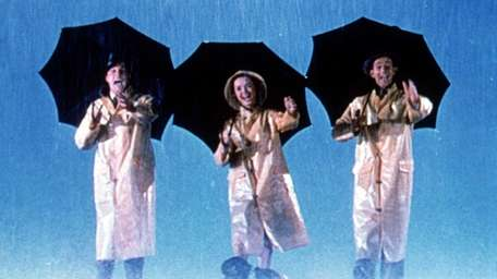 Gene Kelly, Debbie Reynolds and Donald O'Connor are