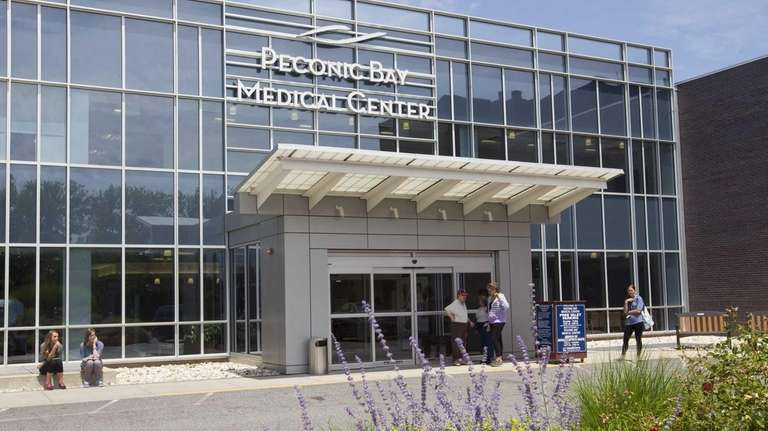Peconic Bay Medical Center in Riverhead. (July 11,