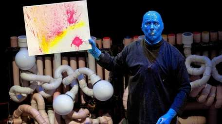 Blue Man Group founder Phil Stanton.