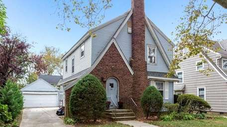 This Bellerose Village home is listed for $669,000.