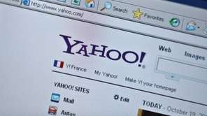 Yahoo is investigating reports of a security breach